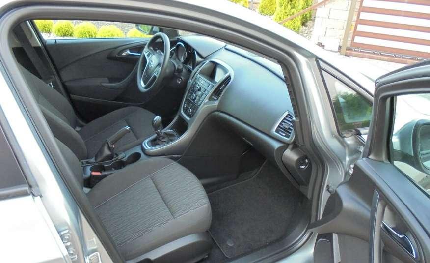 Opel Astra Super niski przebieg , serwis , wyposażona 1.4 benzyna, Navi zdjęcie 20