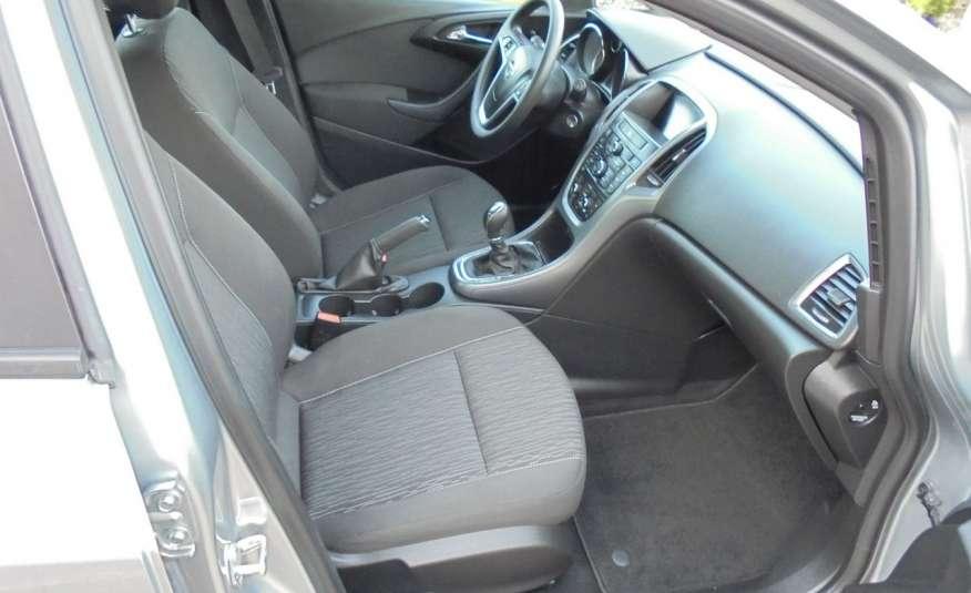 Opel Astra Super niski przebieg , serwis , wyposażona 1.4 benzyna, Navi zdjęcie 21