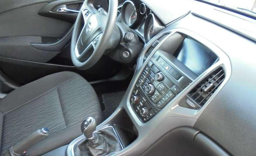Opel Astra Super niski przebieg , serwis , wyposażona 1.4 benzyna, Navi zdjęcie 23