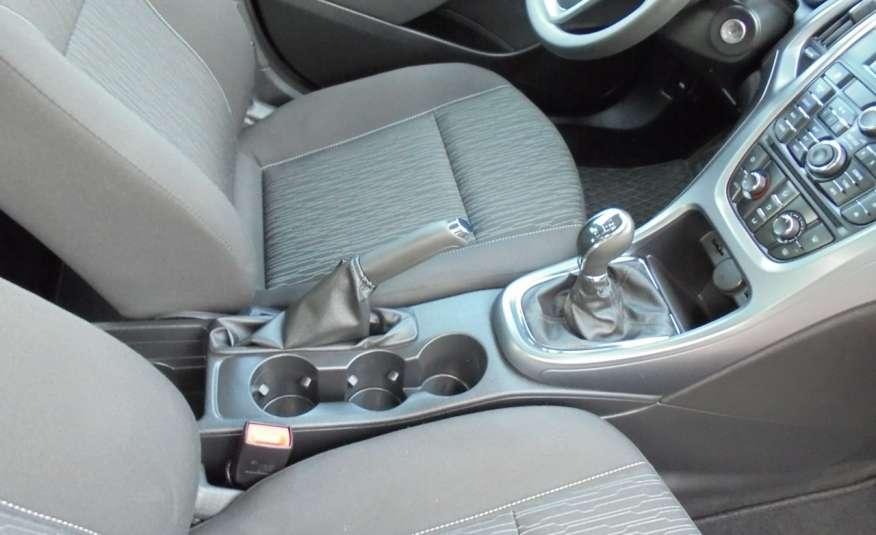 Opel Astra Super niski przebieg , serwis , wyposażona 1.4 benzyna, Navi zdjęcie 24