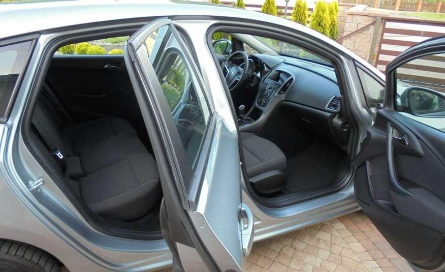 Opel Astra Super niski przebieg , serwis , wyposażona 1.4 benzyna, Navi zdjęcie 26
