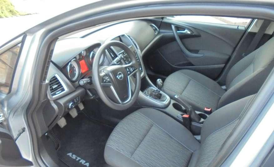 Opel Astra Super niski przebieg , serwis , wyposażona 1.4 benzyna, Navi zdjęcie 27