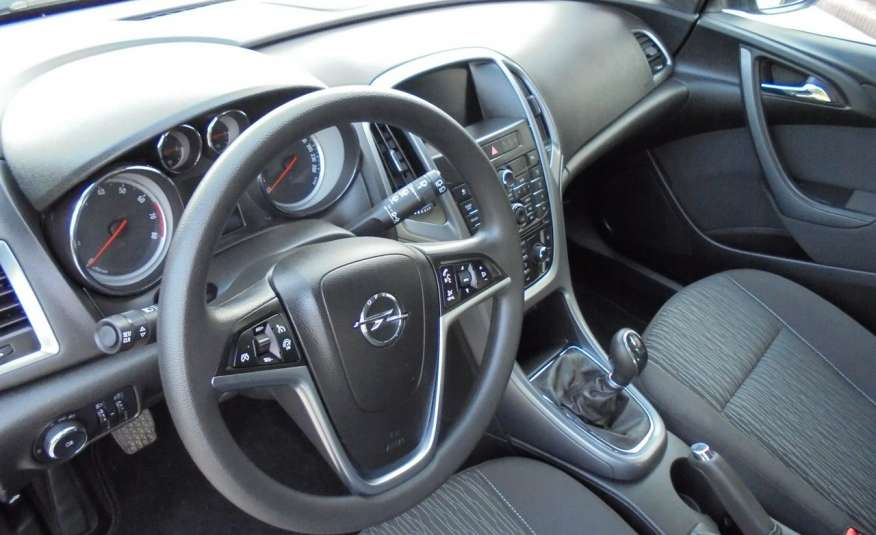 Opel Astra Super niski przebieg , serwis , wyposażona 1.4 benzyna, Navi zdjęcie 28