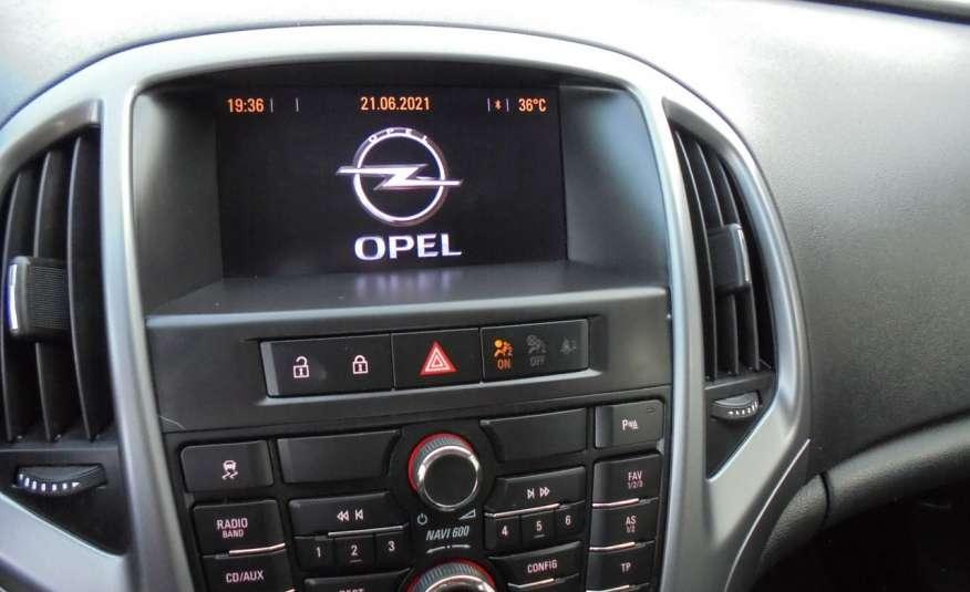 Opel Astra Super niski przebieg , serwis , wyposażona 1.4 benzyna, Navi zdjęcie 30