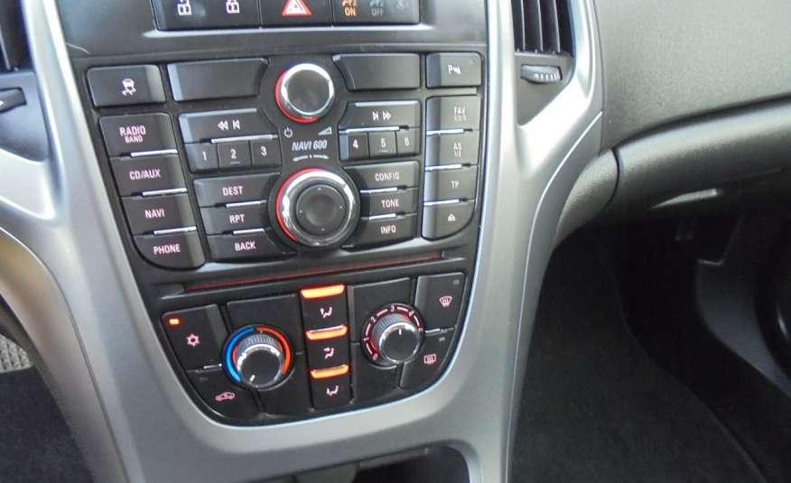 Opel Astra Super niski przebieg , serwis , wyposażona 1.4 benzyna, Navi zdjęcie 31
