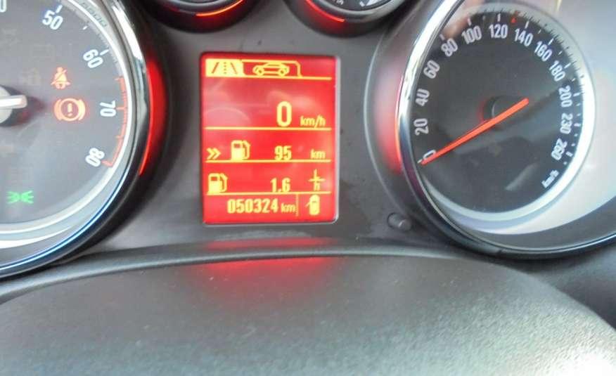 Opel Astra Super niski przebieg , serwis , wyposażona 1.4 benzyna, Navi zdjęcie 32