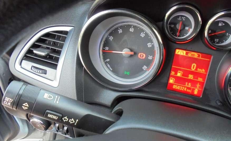 Opel Astra Super niski przebieg , serwis , wyposażona 1.4 benzyna, Navi zdjęcie 34