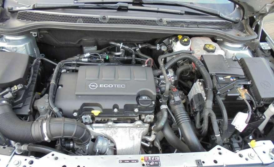 Opel Astra Super niski przebieg , serwis , wyposażona 1.4 benzyna, Navi zdjęcie 37