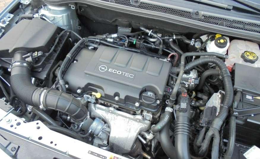 Opel Astra Super niski przebieg , serwis , wyposażona 1.4 benzyna, Navi zdjęcie 38