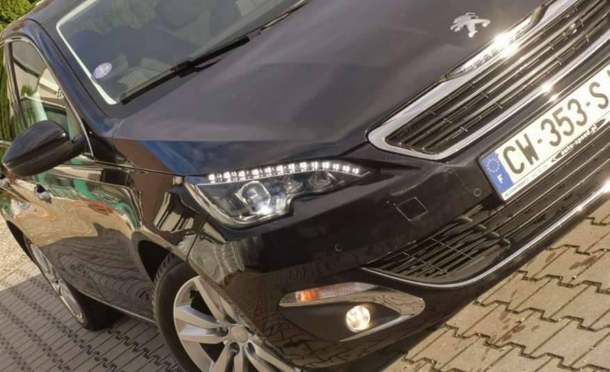 Peugeot 308 Panorama dach Nawi LED zdjęcie 22