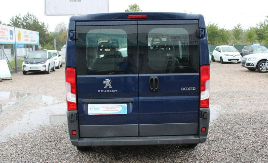 Peugeot Boxer F-Vat, Gwarancja, Salon Polska.9-osób zdjęcie 4