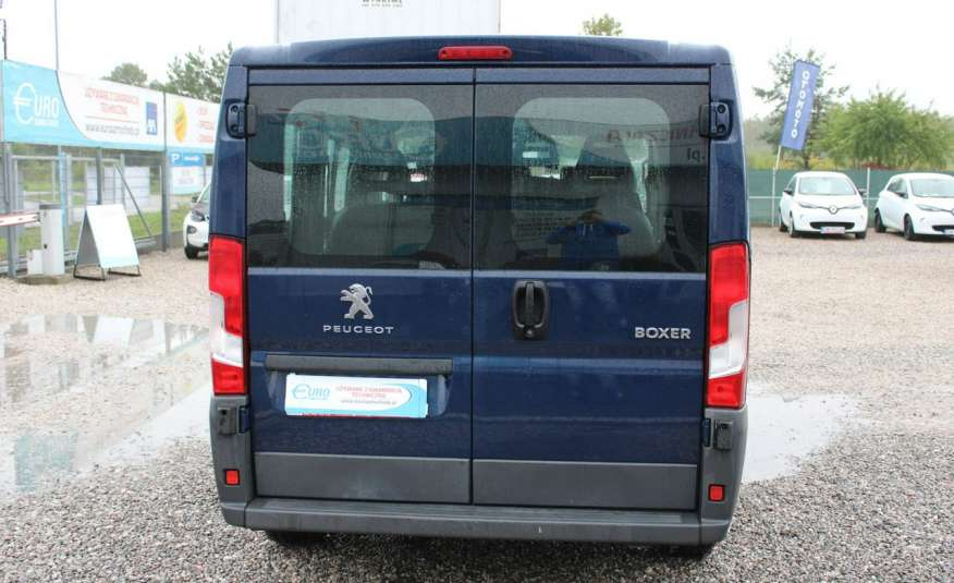 Peugeot Boxer F-Vat, Gwarancja, Salon Polska.9-osób zdjęcie 8