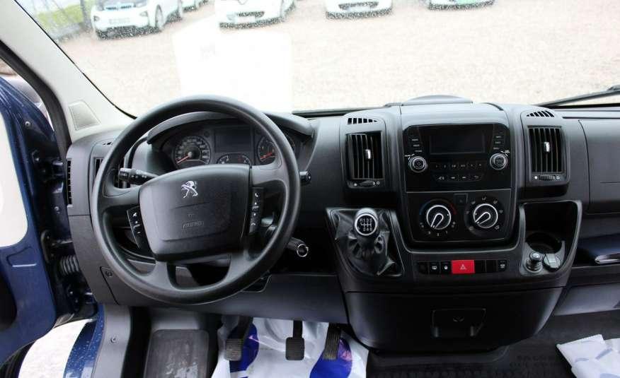 Peugeot Boxer F-Vat, Gwarancja, Salon Polska.9-osób zdjęcie 17