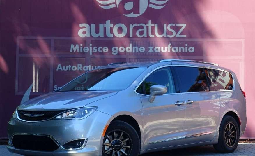 Chrysler Pacifica Automat Bardzo Zadbany Oryginalny Przebieg 7 osób zdjęcie 2