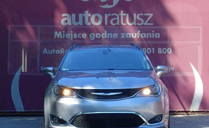 Chrysler Pacifica Automat Bardzo Zadbany Oryginalny Przebieg 7 osób zdjęcie 3