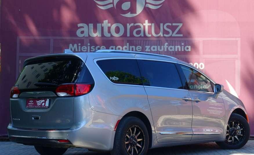 Chrysler Pacifica Automat Bardzo Zadbany Oryginalny Przebieg 7 osób zdjęcie 5