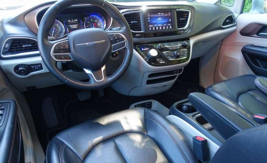 Chrysler Pacifica Automat Bardzo Zadbany Oryginalny Przebieg 7 osób zdjęcie 6