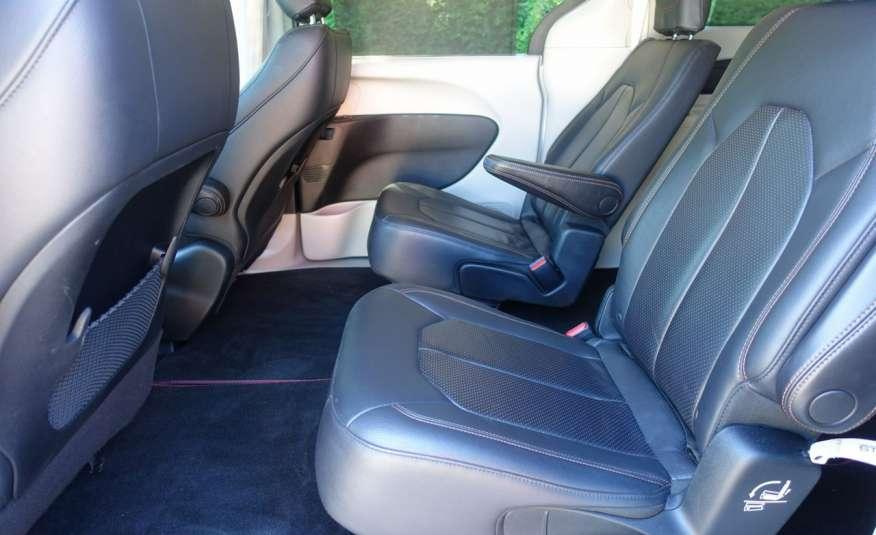 Chrysler Pacifica Automat Bardzo Zadbany Oryginalny Przebieg 7 osób zdjęcie 7