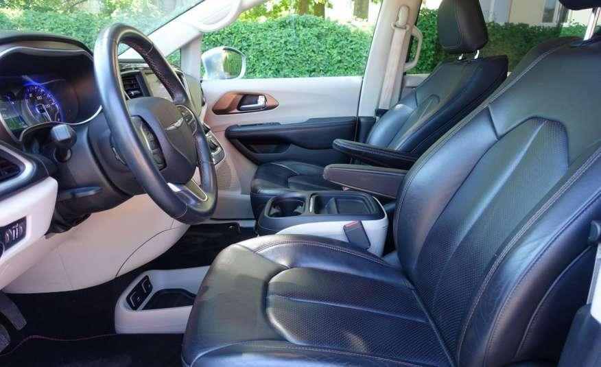 Chrysler Pacifica Automat Bardzo Zadbany Oryginalny Przebieg 7 osób zdjęcie 8