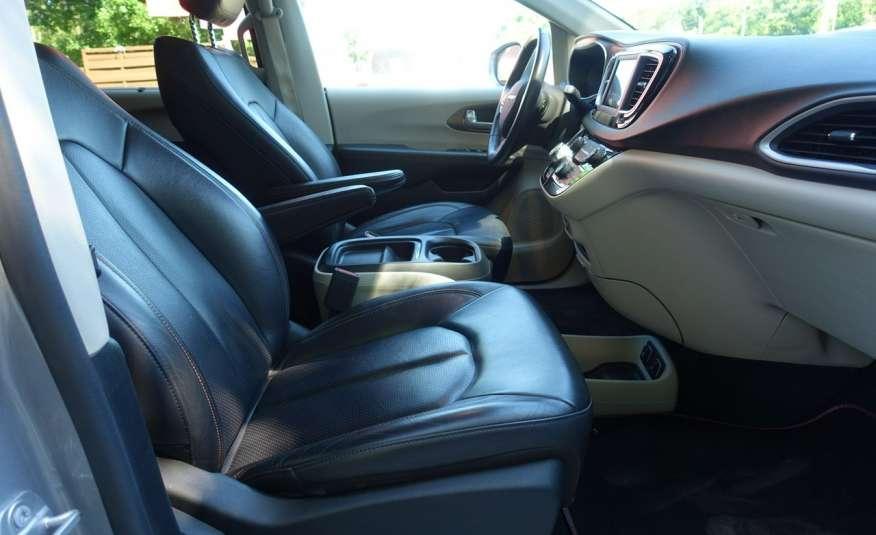 Chrysler Pacifica Automat Bardzo Zadbany Oryginalny Przebieg 7 osób zdjęcie 9
