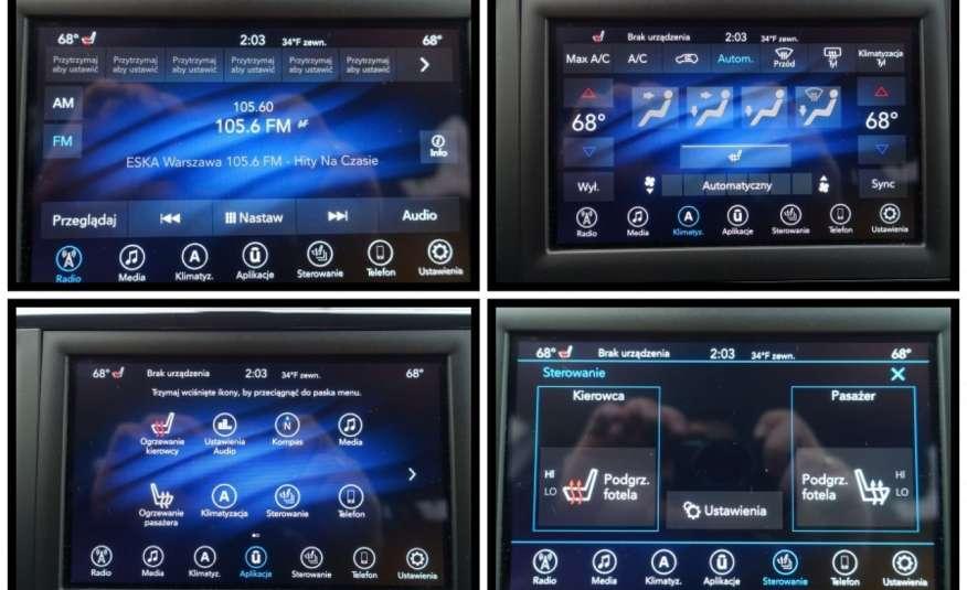 Chrysler Pacifica Automat Bardzo Zadbany Oryginalny Przebieg 7 osób zdjęcie 10