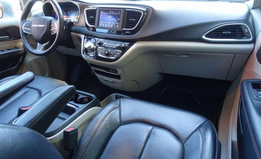 Chrysler Pacifica Automat Bardzo Zadbany Oryginalny Przebieg 7 osób zdjęcie 12