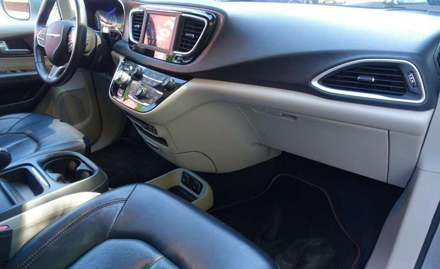 Chrysler Pacifica Automat Bardzo Zadbany Oryginalny Przebieg 7 osób zdjęcie 14