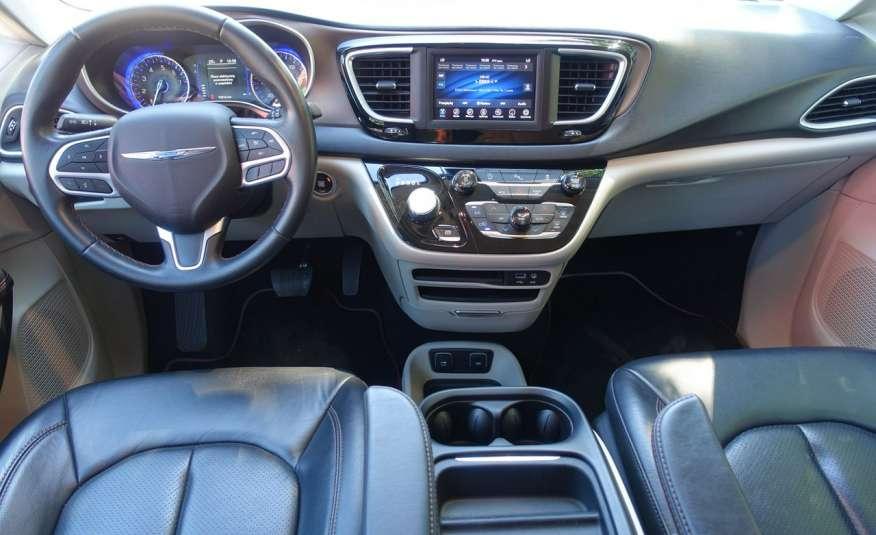 Chrysler Pacifica Automat Bardzo Zadbany Oryginalny Przebieg 7 osób zdjęcie 15