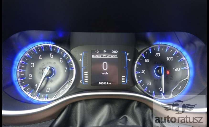 Chrysler Pacifica Automat Bardzo Zadbany Oryginalny Przebieg 7 osób zdjęcie 18