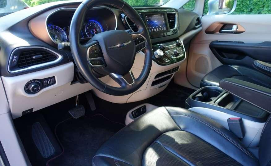 Chrysler Pacifica Automat Bardzo Zadbany Oryginalny Przebieg 7 osób zdjęcie 21