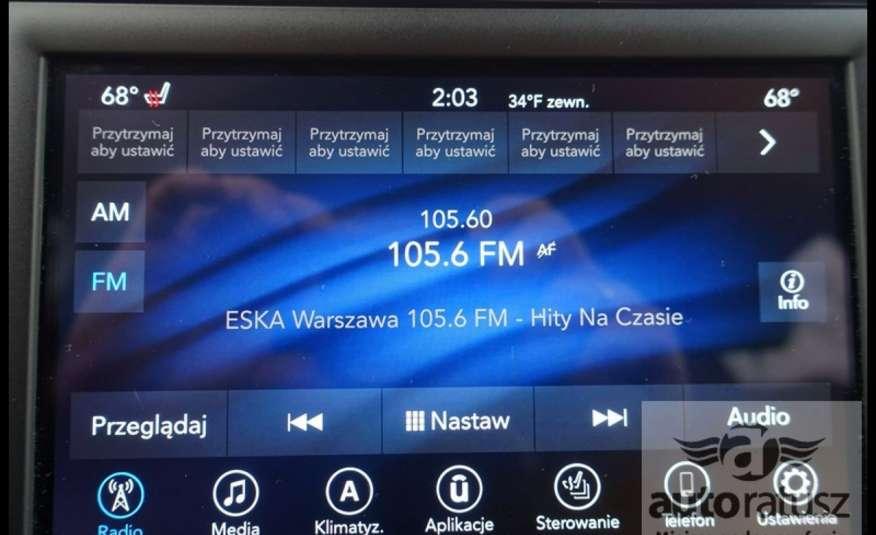 Chrysler Pacifica Automat Bardzo Zadbany Oryginalny Przebieg 7 osób zdjęcie 30