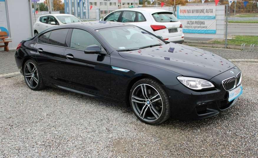 BMW 640 Salon, Skora, Idealny, Szyber, Faktura vat, 52tys kmGrand Coupe. zdjęcie 10
