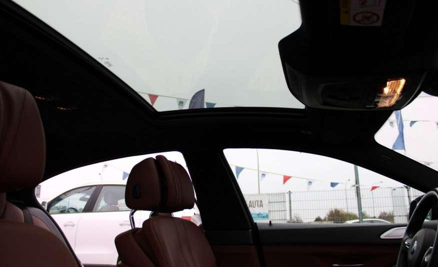 BMW 640 Salon, Skora, Idealny, Szyber, Faktura vat, 52tys kmGrand Coupe. zdjęcie 14