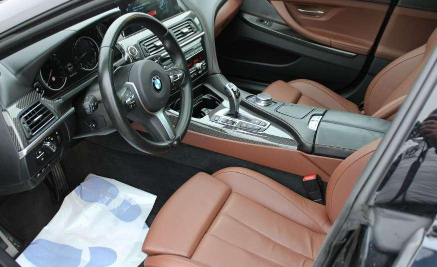 BMW 640 Salon, Skora, Idealny, Szyber, Faktura vat, 52tys kmGrand Coupe. zdjęcie 21