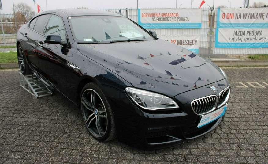 BMW 640 Salon, Skora, Idealny, Szyber, Faktura vat, 52tys kmGrand Coupe. zdjęcie 27