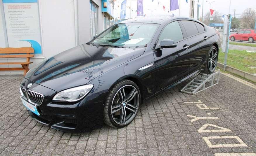BMW 640 Salon, Skora, Idealny, Szyber, Faktura vat, 52tys kmGrand Coupe. zdjęcie 35