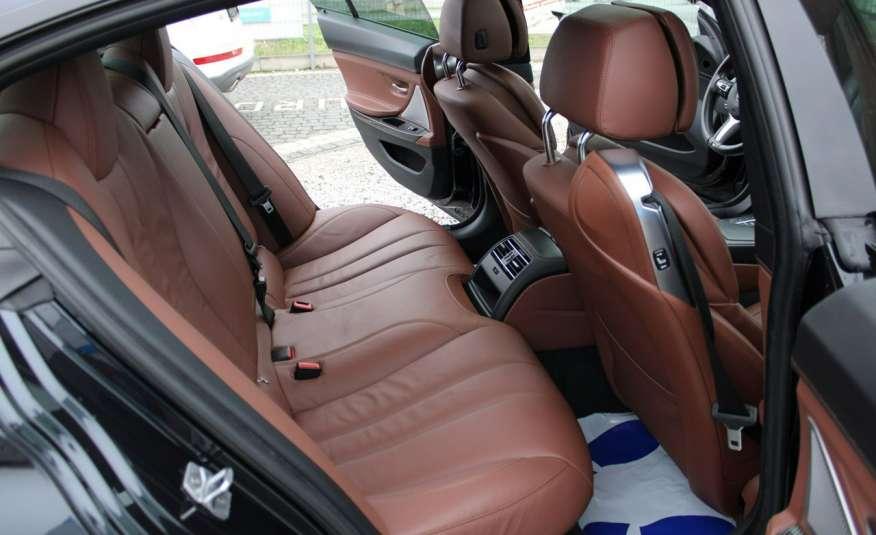 BMW 640 Salon, Skora, Idealny, Szyber, Faktura vat, 52tys kmGrand Coupe. zdjęcie 37