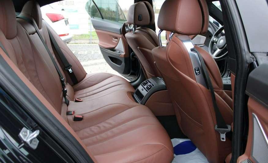 BMW 640 Salon, Skora, Idealny, Szyber, Faktura vat, 52tys kmGrand Coupe. zdjęcie 39