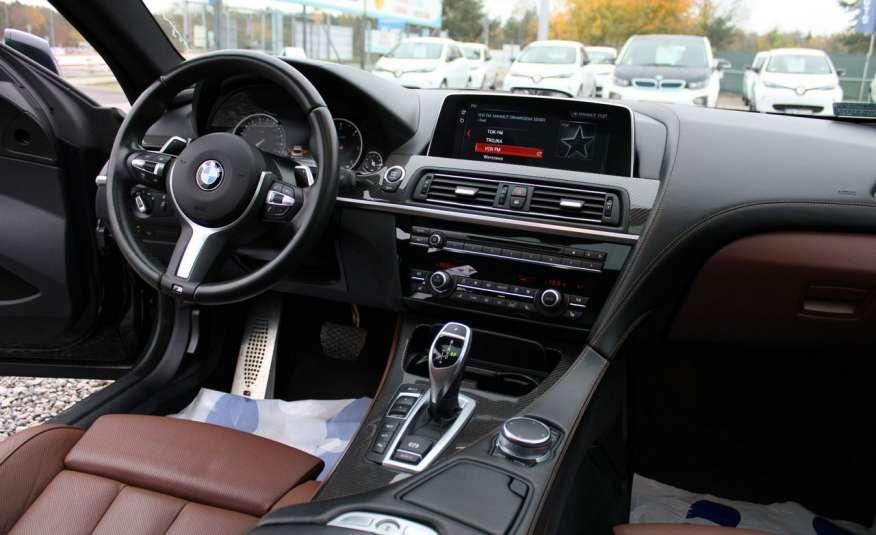 BMW 640 Salon, Skora, Idealny, Szyber, Faktura vat, 52tys kmGrand Coupe. zdjęcie 40