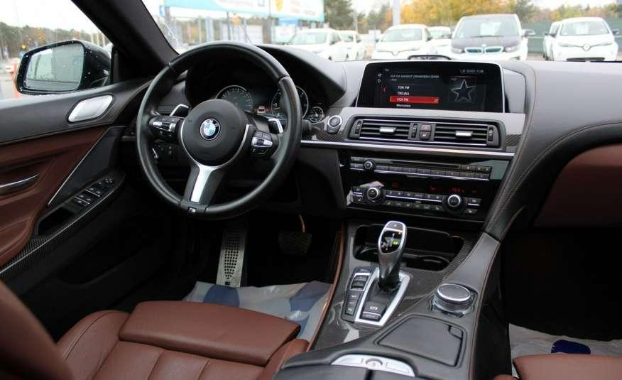 BMW 640 Salon, Skora, Idealny, Szyber, Faktura vat, 52tys kmGrand Coupe. zdjęcie 43