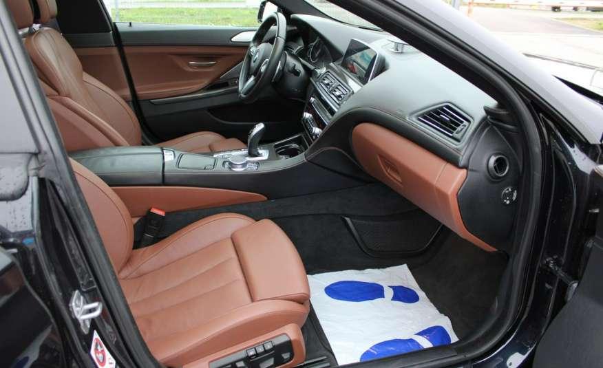 BMW 640 Salon, Skora, Idealny, Szyber, Faktura vat, 52tys kmGrand Coupe. zdjęcie 44