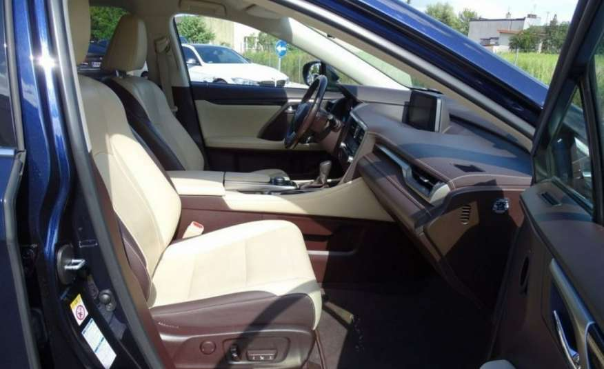 Lexus RX 450h Salon PL 1 wł ASO FV23% Transport GRATIS zdjęcie 4