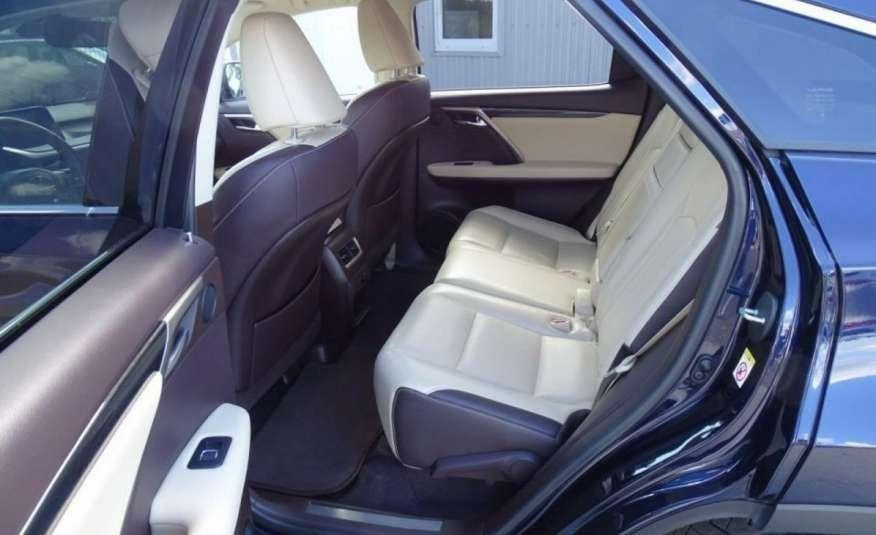 Lexus RX 450h Salon PL 1 wł ASO FV23% Transport GRATIS zdjęcie 11