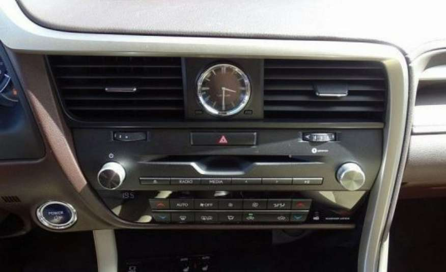 Lexus RX 450h Salon PL 1 wł ASO FV23% Transport GRATIS zdjęcie 16
