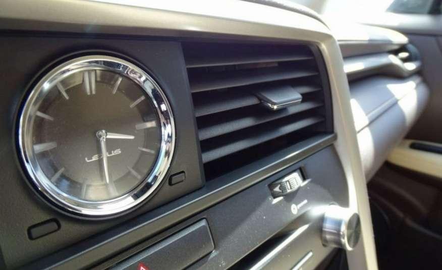Lexus RX 450h Salon PL 1 wł ASO FV23% Transport GRATIS zdjęcie 17