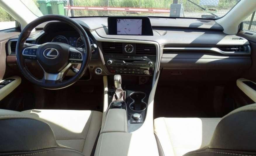 Lexus RX 450h Salon PL 1 wł ASO FV23% Transport GRATIS zdjęcie 19