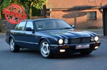 Jaguar XJ X300 XJR 4.0Kompressor 320KM 1995r. XJ6 supercharger POLECAM