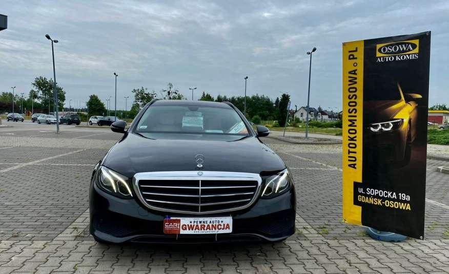 Mercedes E 220 2.2cdi moc194KM full led Skóra kamery360 multi beam 1 rok gwarancji zdjęcie 2