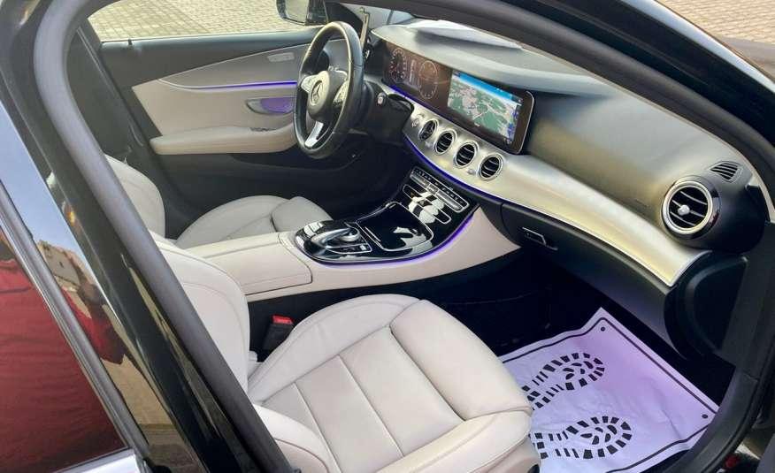 Mercedes E 220 2.2cdi moc194KM full led Skóra kamery360 multi beam 1 rok gwarancji zdjęcie 8