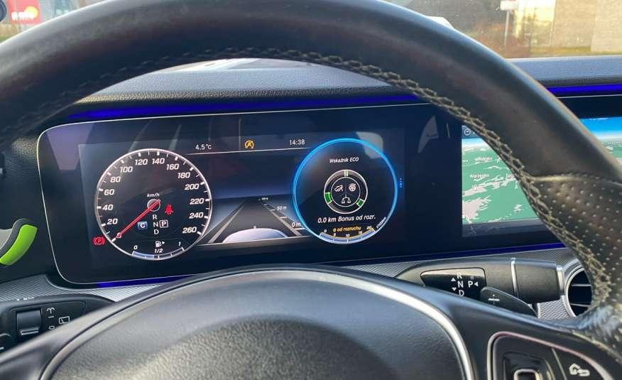 Mercedes E 220 2.2cdi moc194KM full led Skóra kamery360 multi beam 1 rok gwarancji zdjęcie 15